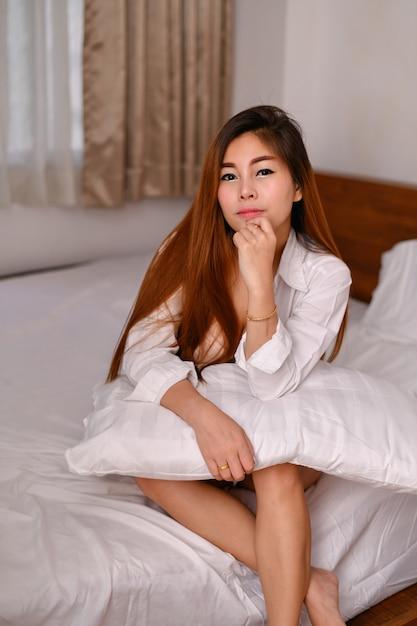 Sexy woman asian girl
