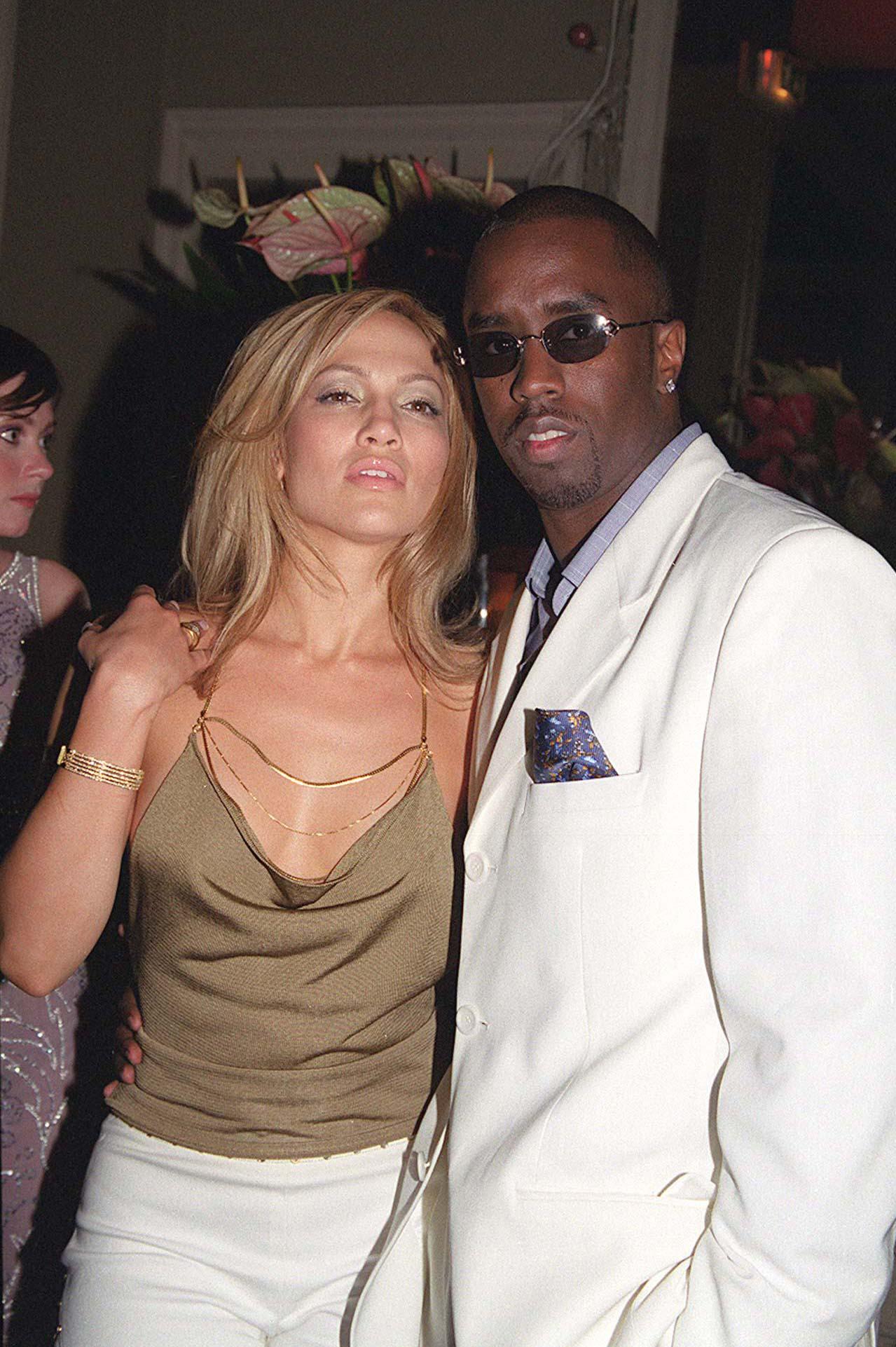 Jennifer lopez and puff daddy