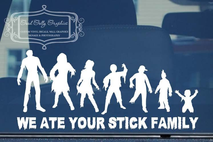 I hate stick figure families