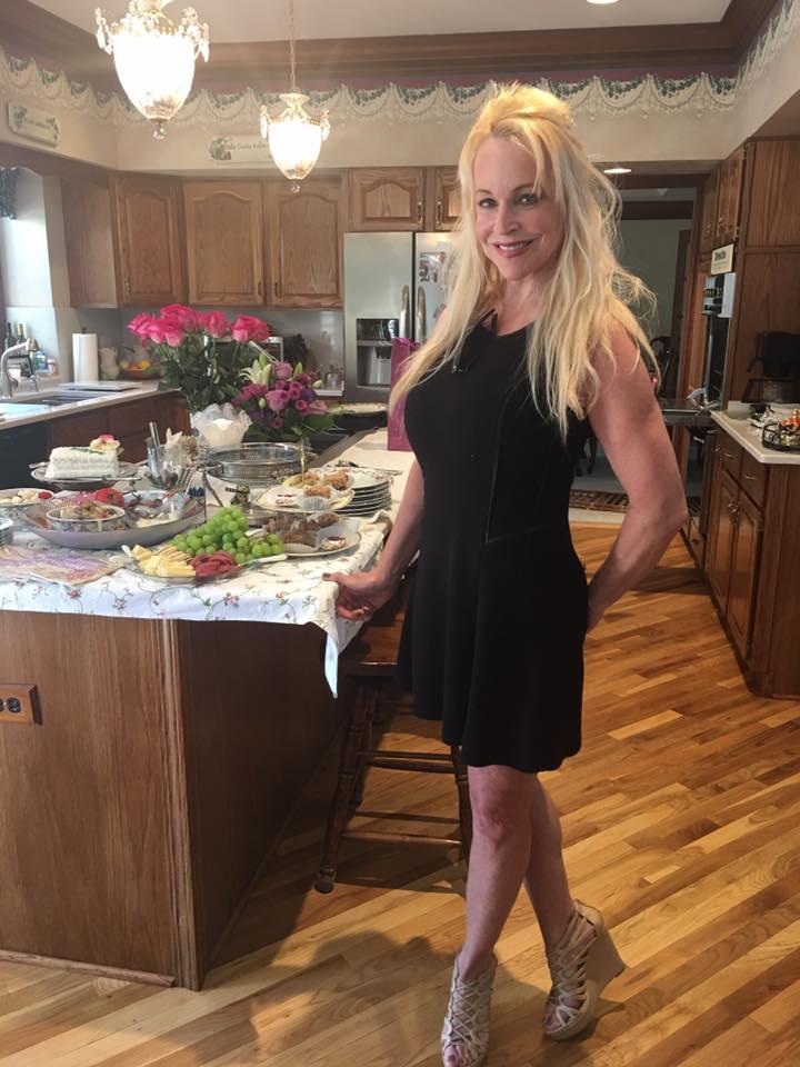 Stone colds wife debra nude
