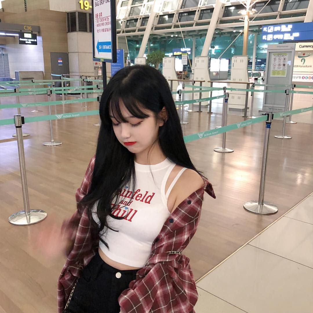 Teen cute korean girls