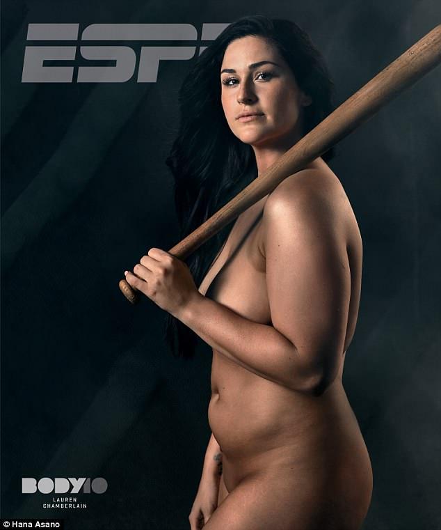 Naked ncaa softball players
