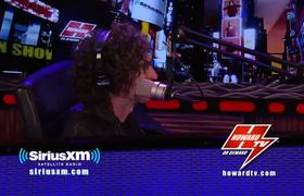 Howard sydney stern on leathers