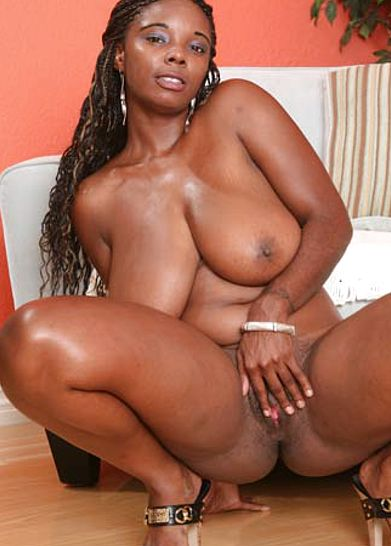 Naked black woman africa