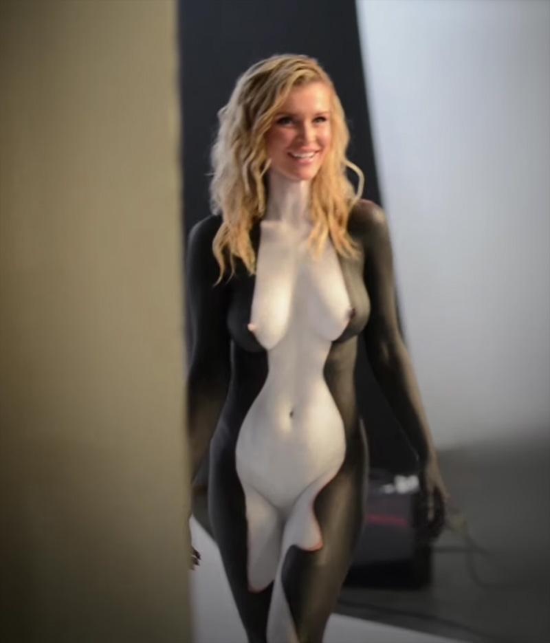 Anna louise plowman naked nude