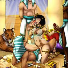 Ancient egyptian mummy hentai