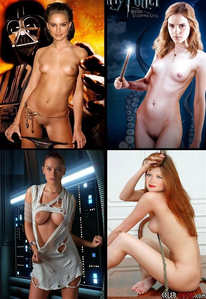 Star wars ist nackt