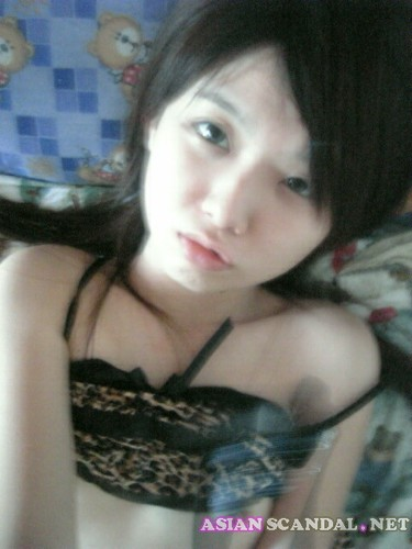Selfie taiwanese teens naked pussy