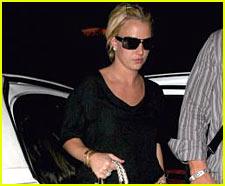 Britney spears with no underwear