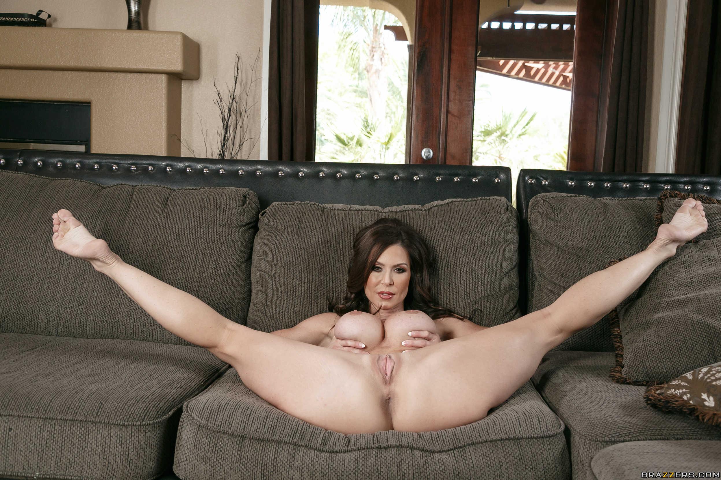 Nude girl legs spread open