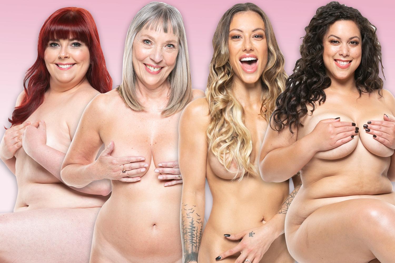 Nude mature women nudist family