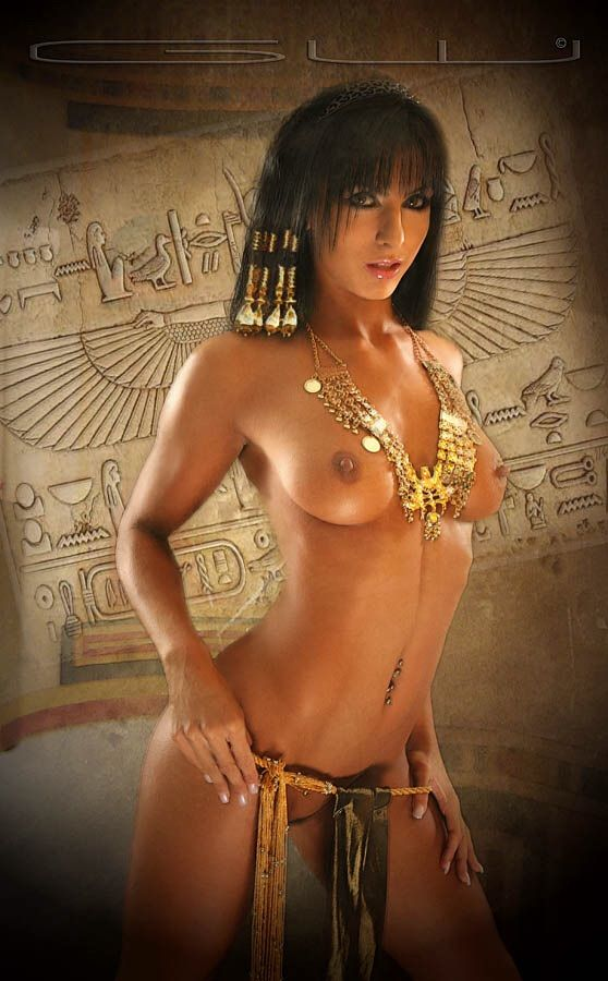 Ancient egyptian nude girls fetish