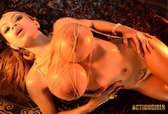 Nipples body hot busty