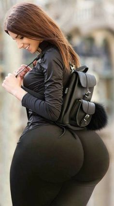 Nice ass on all fours