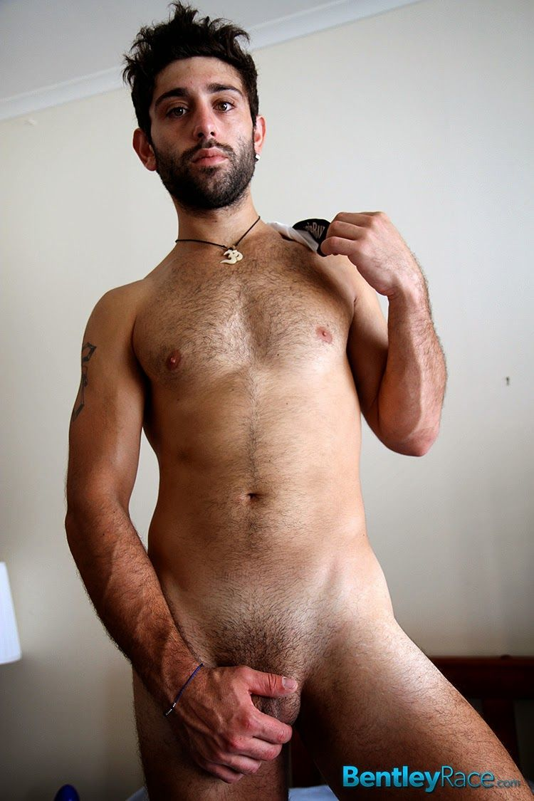 Middle eastern twink naked