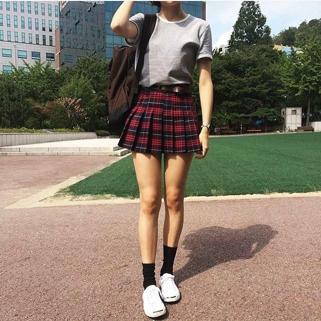 Apparel skirt american tumblr tennis