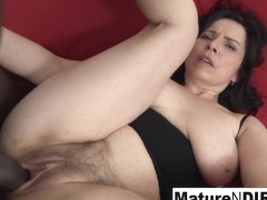 Mature women hairy cuban