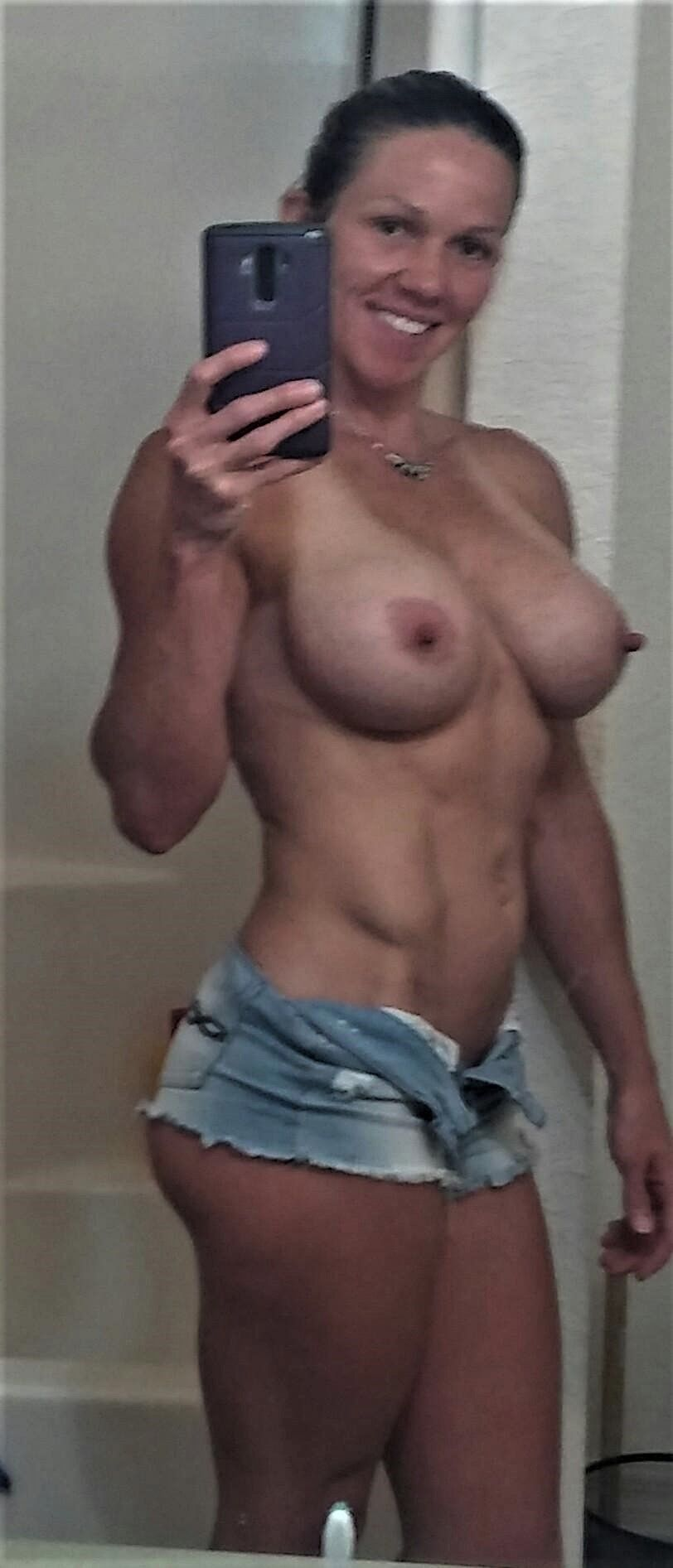 Hard girl fitness naked