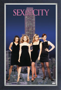 Television sex and the city