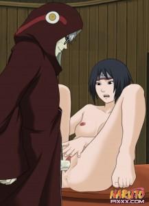Naruto and kurotsuchi hentai