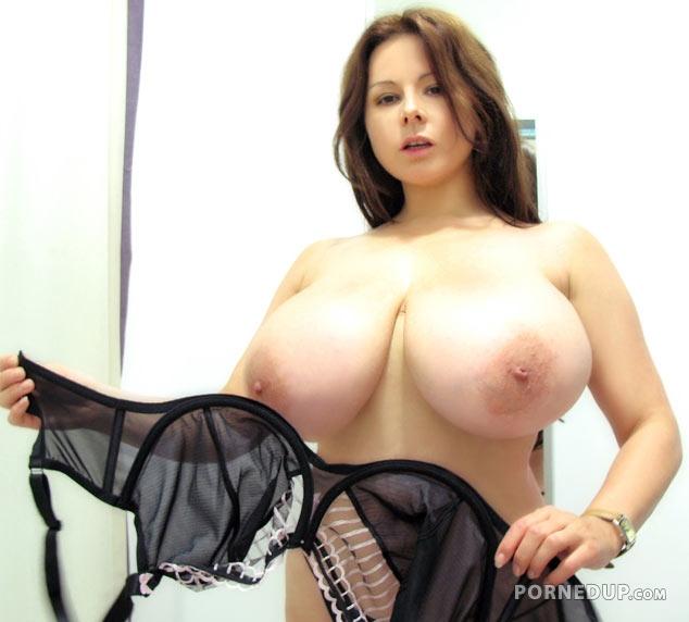 Huge natural tits bras