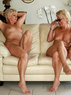 Mature Naked Lesbian Women