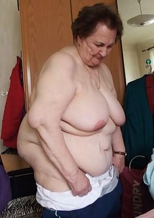 Fat granny porn pic