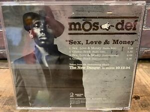 Mos def love money sex