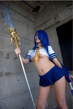 Ikki tousen kanu cosplay nude