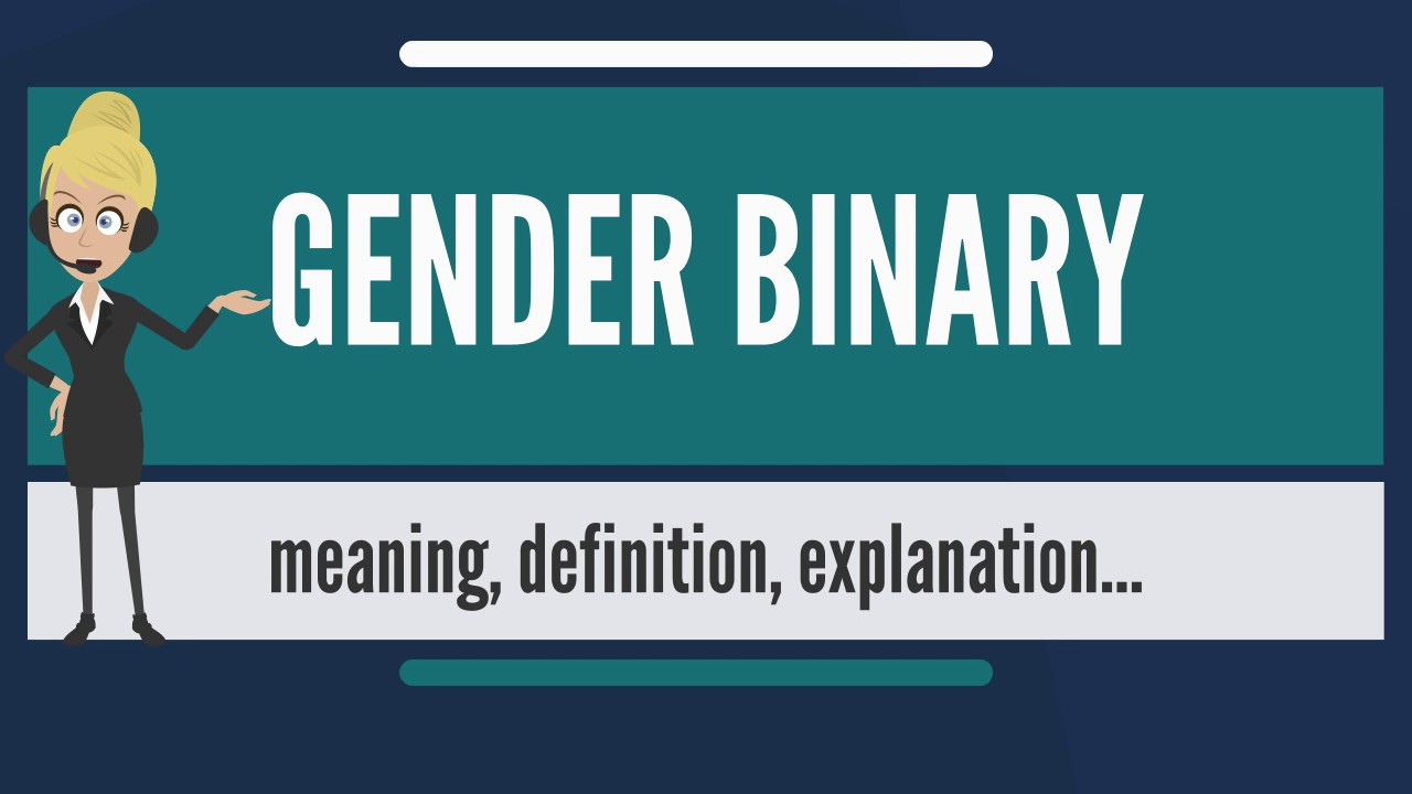 Binary sex system definition