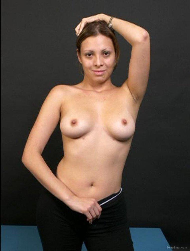 My best friend naked