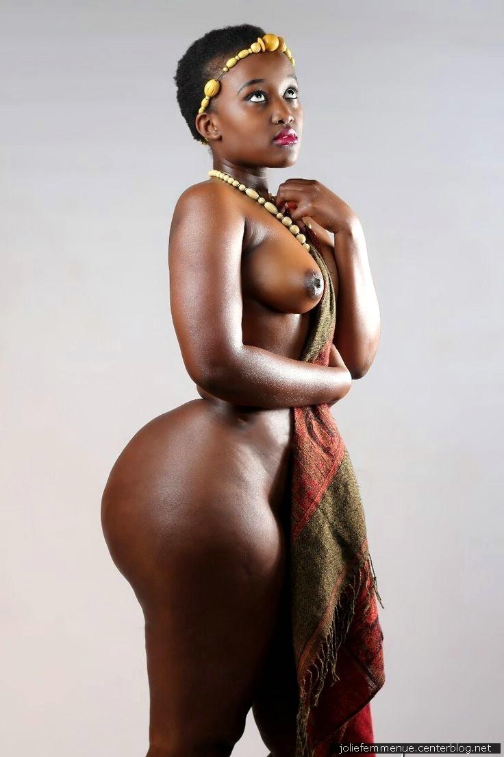 Noire la femme image nue de