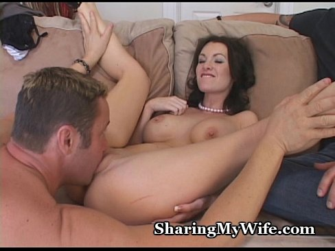 Sharing my wife fucking