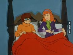Scooby doo daphne and velma sex
