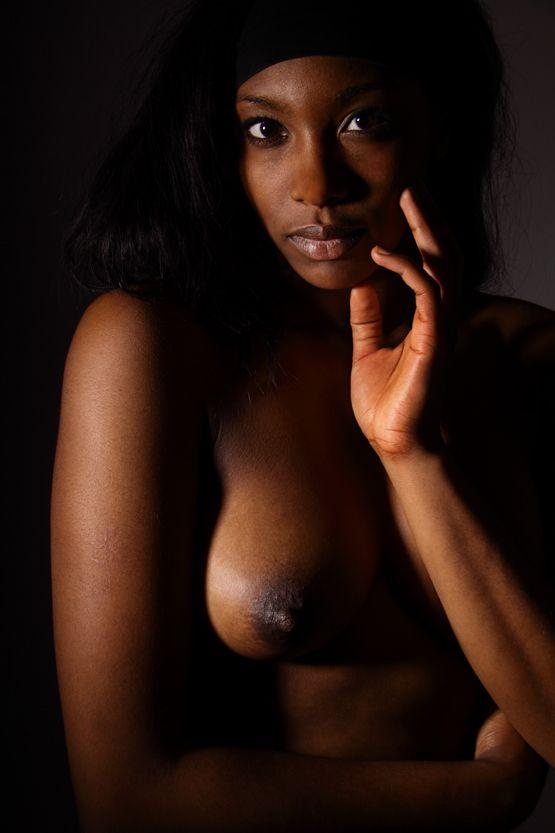 Exotic black girls nude