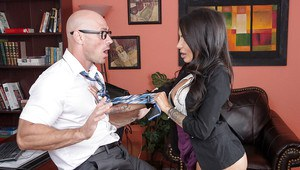 Cum fixation alicia angel