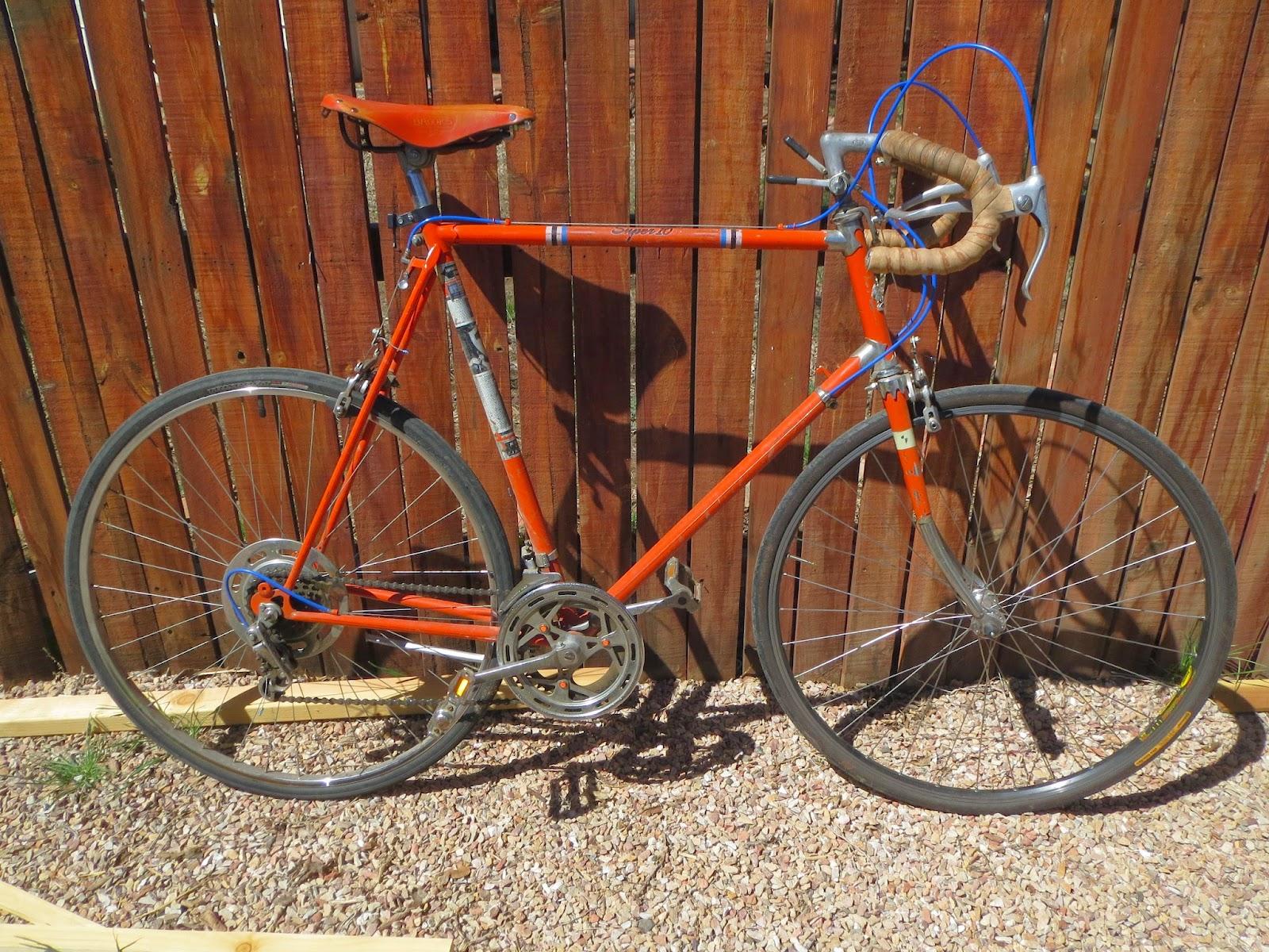 Sutton bicycle vintage road bike