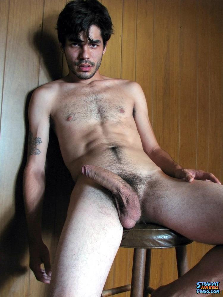 Hairy twink with big cocks