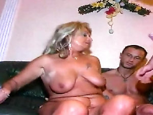 Penetrations double mature women
