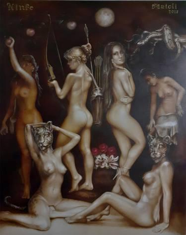 Michele erotic art