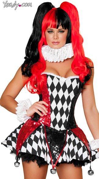 Xxx slutty halloween costumes