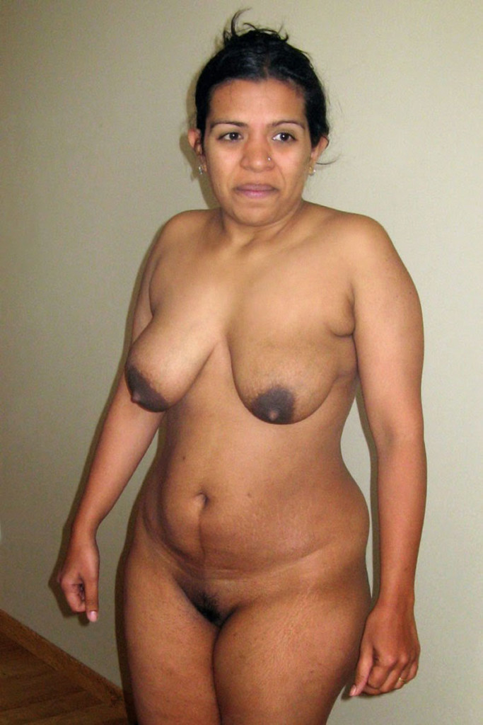 Bbw black nude bhabhi
