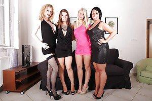Sapphicerotica lesbian zafira jackie rene paulina stunning