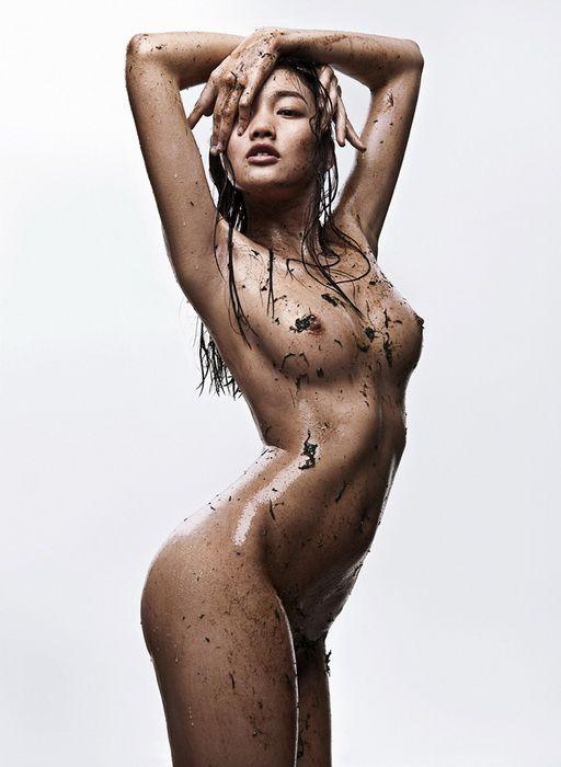 Elle magazine nude girls