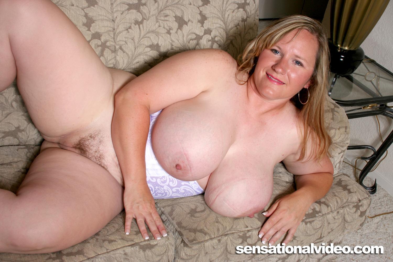 Fat big boobs woman