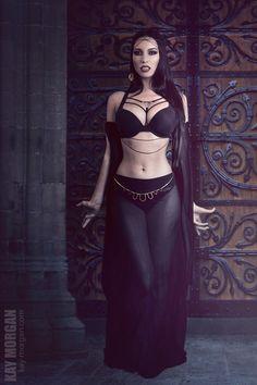 Sexy vampire girl sex