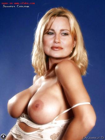 Naked jennifer coolidge nude