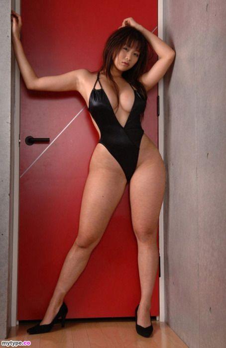 Thick curvy asian girls