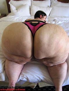 Huge ass ssbbw asshley
