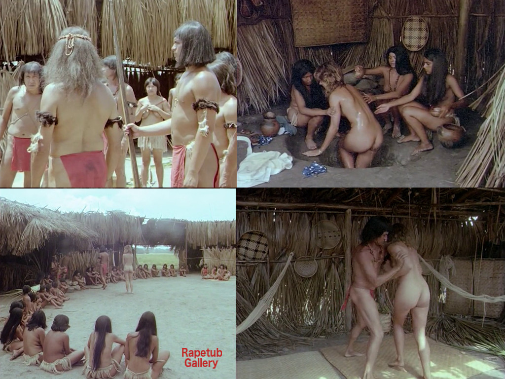 White woman captured by african tribe porn